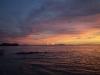 Uno splendido tramonto