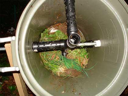 """Composter ossigenato, compostaggio assicurato! by ryansturmer """"Backyard Composter"""""""
