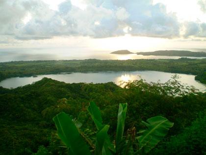 Panorama del Madagascar