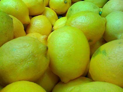 Limone, più un farmaco che un alimento