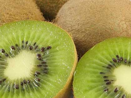 Il Kiwi, stagionale e benefico