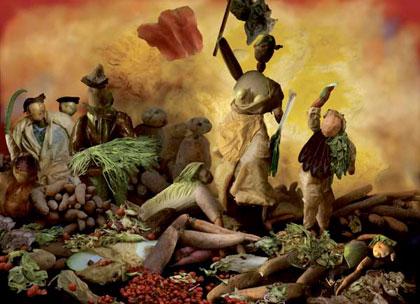 L\'arte vegetale di Ju Duoqi