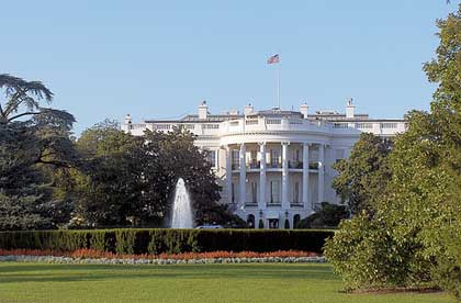 Obama, Internet e l\'orto alla Casa Bianca