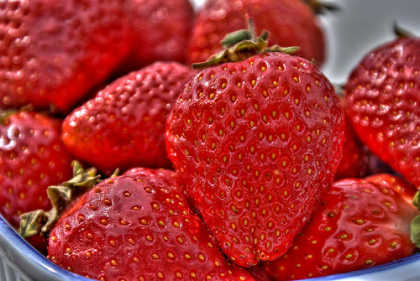 Frutta e verdura di stagione: i prodotti di aprile