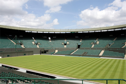 Wimbledon, il prato più famoso del mondo