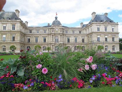 Cartoline da Parigi, il Jardin du Luxembourg