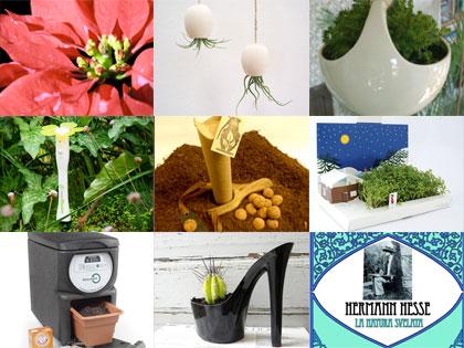 Natale 2010, 9 regali per pollici verdi
