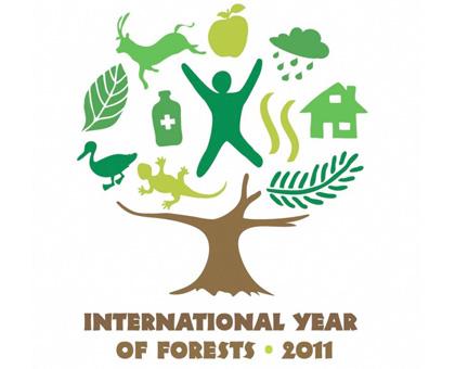 """2011 """"Anno Internazionale delle Foreste"""""""